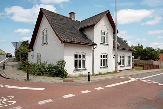 Villa på Odensevej i Ullerslev - Ejendommen