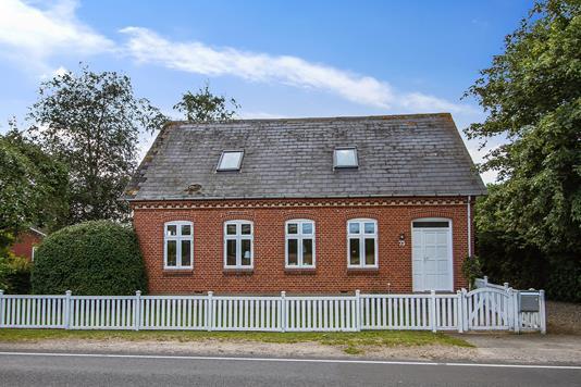 Villa på Kertemindevej i Nyborg - Ejendommen