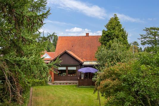 Villa på Odensevej i Ørbæk - Ejendommen
