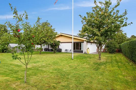 Villa på Såderupvej i Ullerslev - Ejendommen
