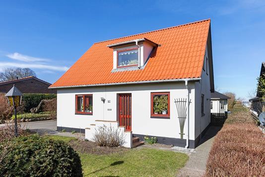 Villa på Pårupvej i Ullerslev - Ejendommen
