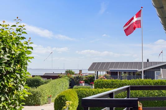 Fritidsbolig på Grantoften i Frørup - Standard udendørs