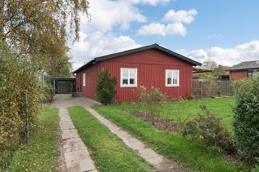 Villa på Kogsbøllevej i Nyborg - Ejendommen