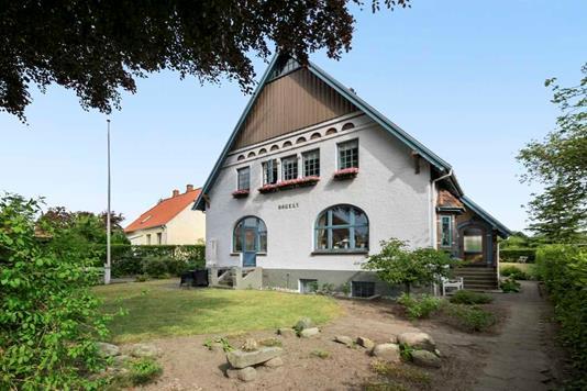 Villa på Christianslundsvej i Nyborg - Ejendommen