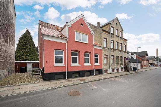 Villa på F.E. Cronesvej i Nyborg - Ejendommen