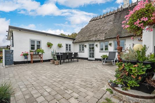 Villa på Ferritslevvej i Nyborg - Ejendommen