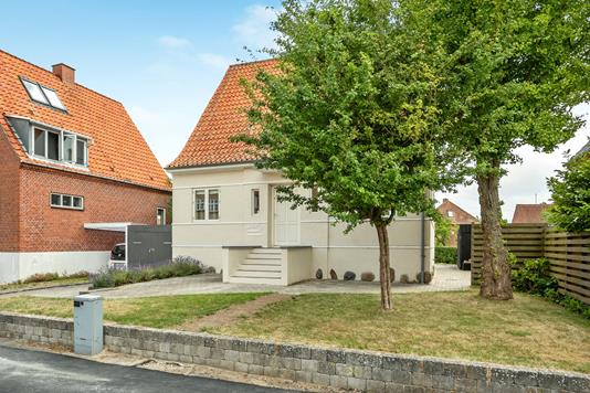 Villa på Birkevej i Nyborg - Ejendommen