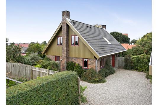 Villa på Folden i Frørup - Ejendommen