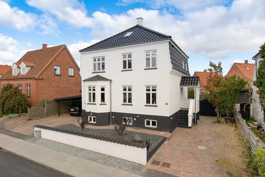 Villa på Nymarksvej i Nyborg - Ejendommen