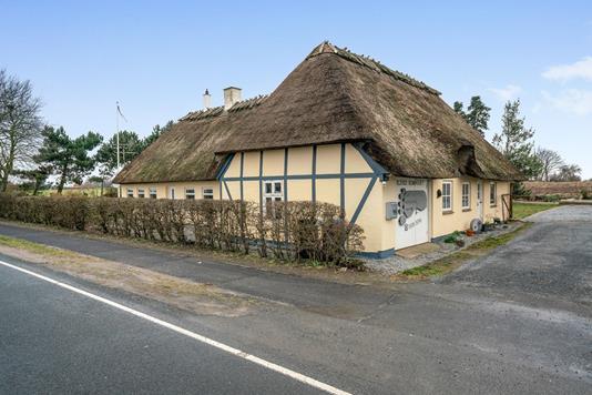 Villa på Odensevej i Nyborg - Ejendommen