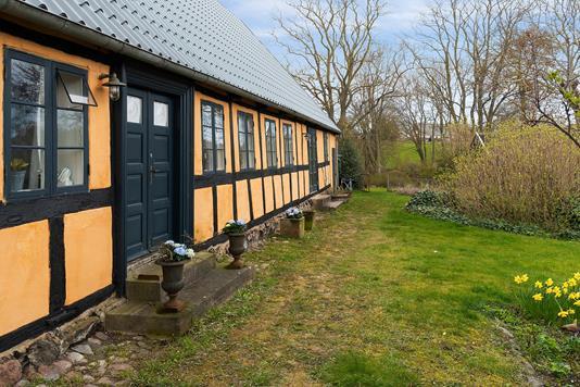 Villa på Brandgaden i Frørup - Have