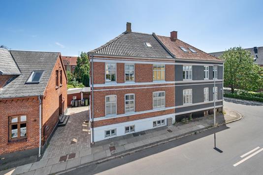 Villa på Gartnergade i Nyborg - Ejendommen