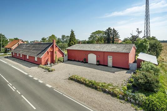 Villa på Kertemindevej i Nyborg - Soveværelse