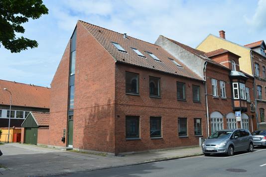 Ejerlejlighed på Nørrevoldgade i Nyborg - Ejendommen