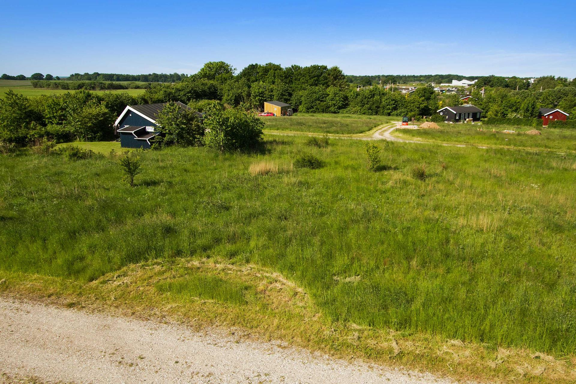 Fritidsgrund på Tirsdagsengen i Hillerød - Område