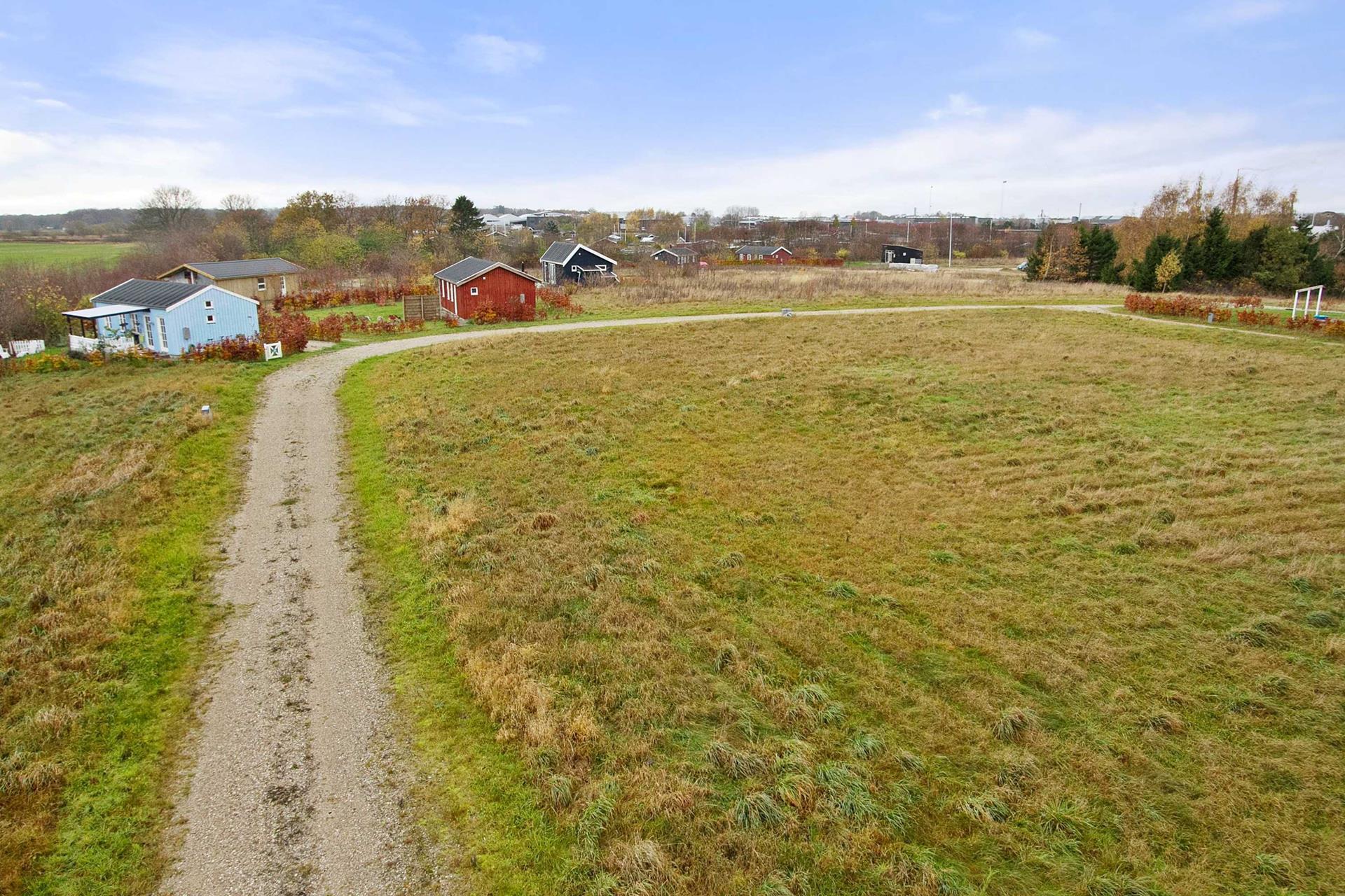 Fritidsgrund på Tirsdagsengen i Hillerød - Grund