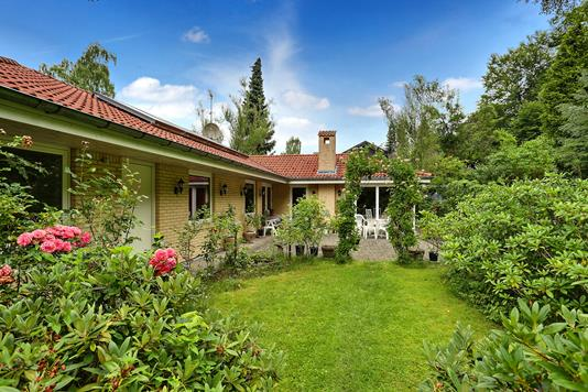 Villa på Skovbrynet i Fredensborg - Ejendommen