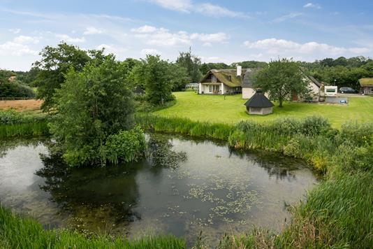 Landejendom på Kulsviervej i Hillerød - Ejendommen
