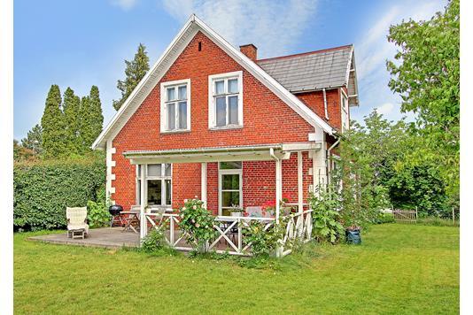 Villa på Frederiksværksgade i Hillerød - Ejendommen