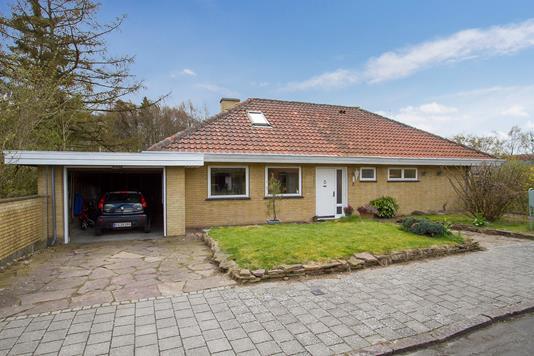 Villa på Harestien i Hillerød - Ejendommen