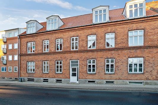 Ejerlejlighed på Slangerupgade i Hillerød - Facade