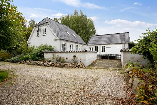 Villa på Kulsviervej i Hillerød - Ejendommen