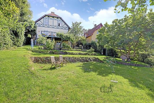 Villa på Holmegårdsvej i Hillerød - Have