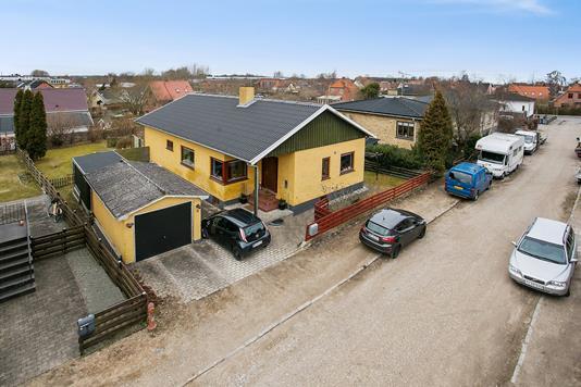 Villa på S.Kierkegaardsvej i Hillerød - Ejendommen