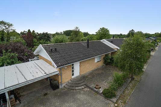 Villa på Skippermosen i Hillerød - Ejendommen
