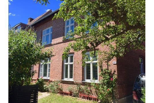 Villa på Langesvej i Hillerød - Facade
