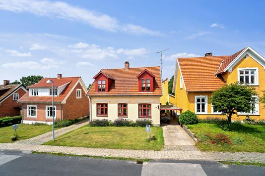 Villa på Teglgårdslund i Hillerød - Ejendommen