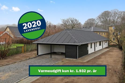 Villa på Horsevænget i Hillerød - Ejendommen