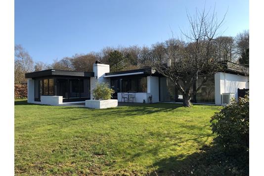 Villa på Jægervænget i Fredensborg - Ejendommen
