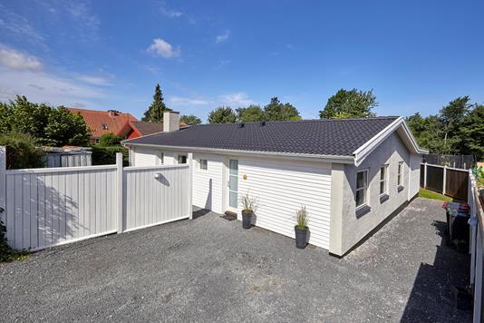 Villa på Kalvehavevej i Gilleleje - Ejendommen