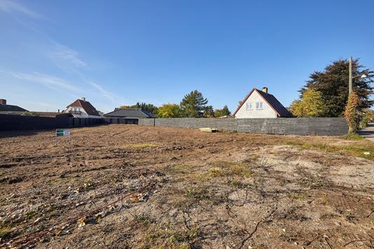 Helårsgrund på Sommerlystvej i Gilleleje - Grund