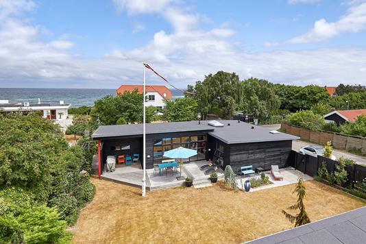 Villa på A W Holmsvej i Gilleleje - Ejendommen