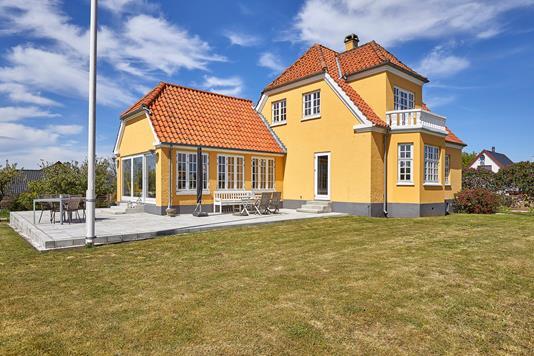 Villa på Rønne Alle i Gilleleje - Ejendommen