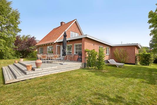 Villa på Fledvej i Gilleleje - Ejendommen