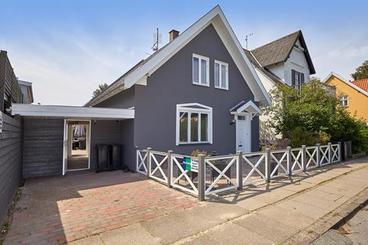 Villa på Bøgebakken i Gilleleje - Ejendommen