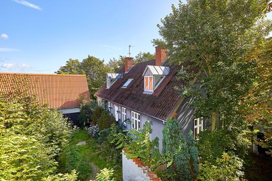 Villa på Helsingevej i Gilleleje - Ejendommen