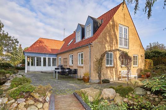 Villa på Solkrogen i Gilleleje - Ejendommen