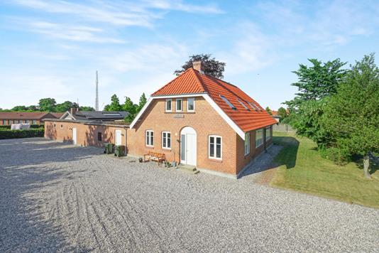 Villa på Århusvej i Trustrup - Ejendom 1