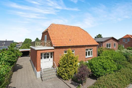 Villa på Klostervej i Grenaa - Ejendom 1