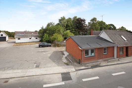 Villa på Glesborg Bygade i Glesborg - Ejendom 1