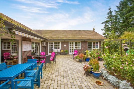 Villa på Tranehusevej i Glesborg - Ejendommen