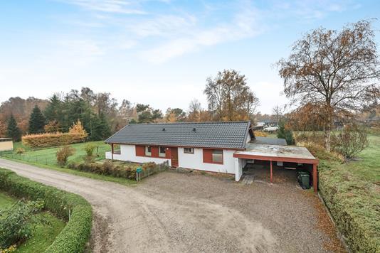 Villa på Karens Bakke i Glesborg - Ejendom 1