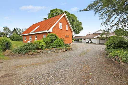 Villa på Knigaardvej i Ørum Djurs - Ejendommen