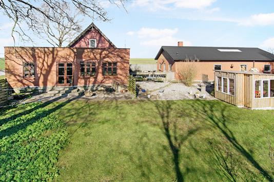 Villa på Hesselager i Grenaa - Ejendom 1