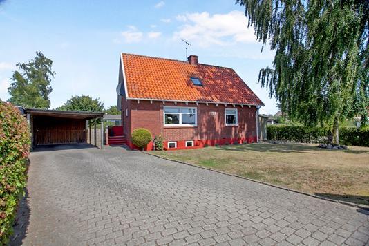 Villa på Lykkesholmvej i Trustrup - Ejendom 1