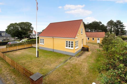 Villa på Bønnerupvej i Glesborg - Ejendom 1